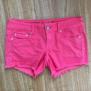 AE Coral Jean short (2/$20 or 3/$30 Bundle Option)